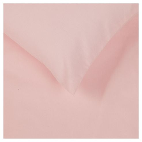 Tesco Pillowcases Set of 4 Pink