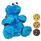 Playskool Sesame Street Count 'n' Crunch Cookie Monster