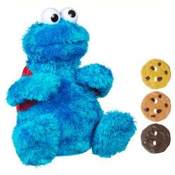 Sesame Street - Count 'n' Crunch Cookie Monster