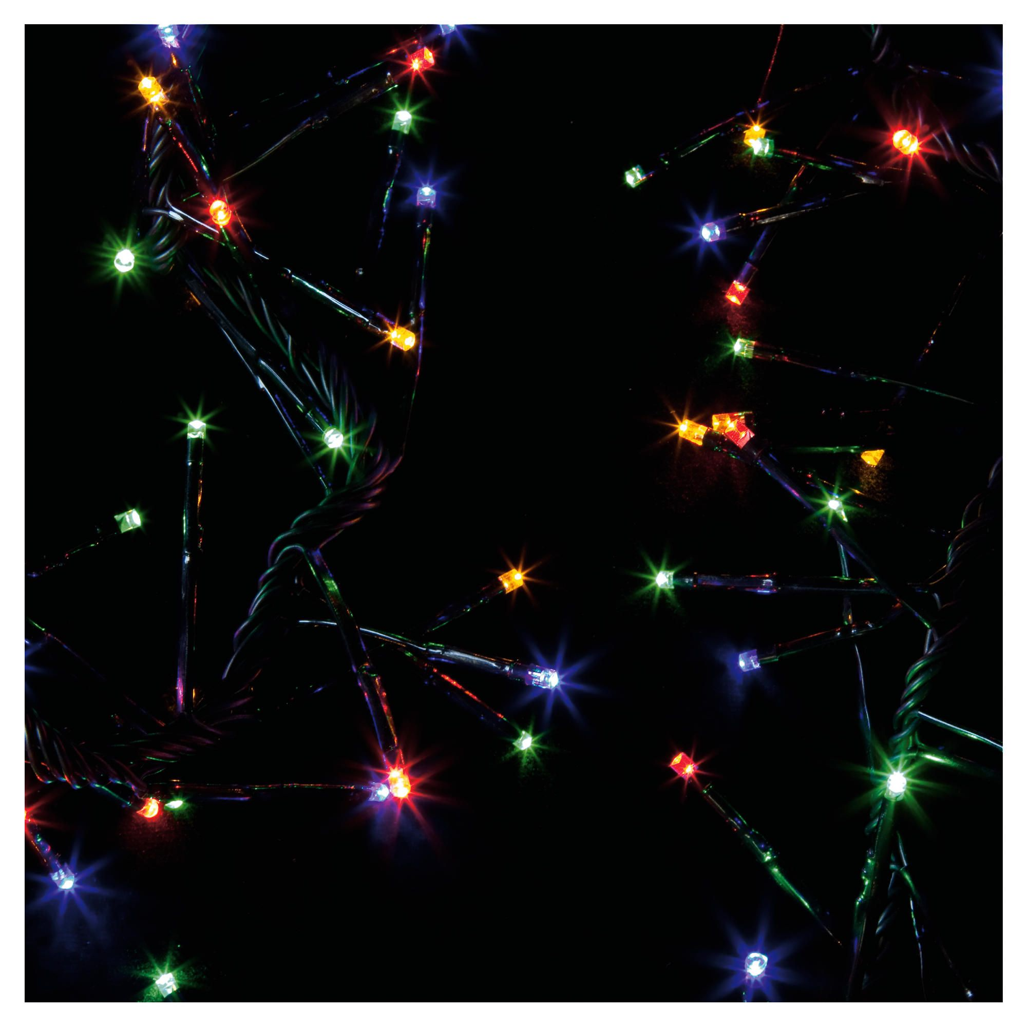 480 Low voltage Indoor Outdoor LED twinkle cluster lights