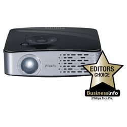 Philips PPX1430 Multi Media Pocket Projector with MP4 Player