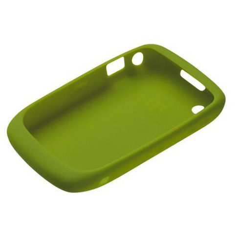 BlackBerry® Curve™ Silicone Case 8520/9300 Green