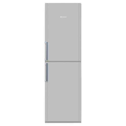 Hotpoint FFFL2000G Frost Free Fridge Freezer, Energy Rating A, Width 60.0cm. Graphite