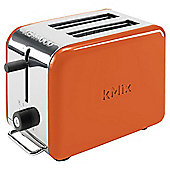Kenwood TTM027 2 Slice Toaster - Orange
