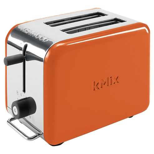 buy kenwood ttm027 2 slice toaster orange from our kenwood range tesco. Black Bedroom Furniture Sets. Home Design Ideas