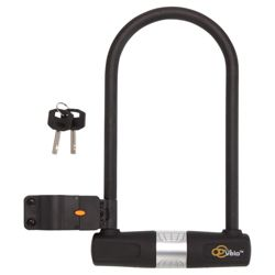 Via Velo D Lock Black