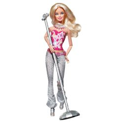 Barbie Hollywood Divas - Glam Doll