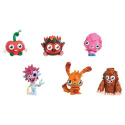 Moshi Monsters Mini Monster Figure Assorted One Supplied Only
