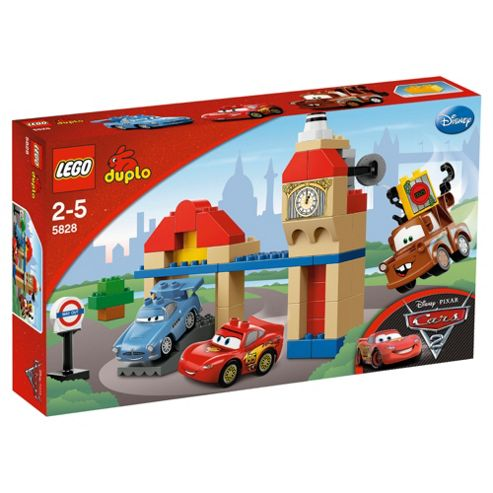 LEGO Duplo Cars 2 Big Bentley 5828
