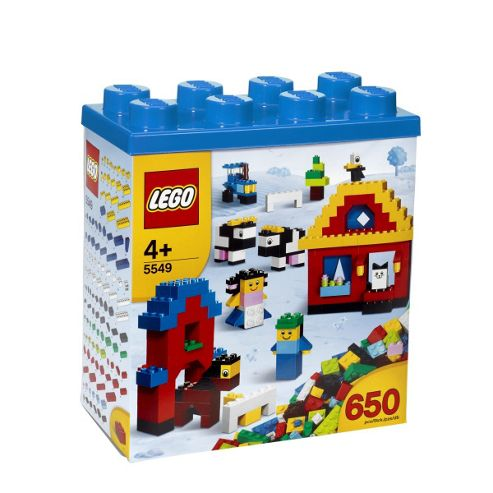 LEGO Bricks & More Building Fun 5549