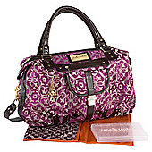 Kids Line CoCaLo Hobo Changing Bag, Purple