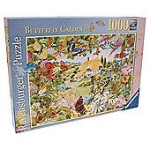 Ravensburger Butterfly Garden, 1000 Piece Jigsaw Puzzle
