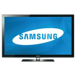 Samsung PS59D550C1KXXU Series 5 D550 59 inch full HD 3D Plasma Television 1920 x 1080 Digital TV Tuner DLNA HDMI/VGA/USB/RJ-45 (Rose Black)