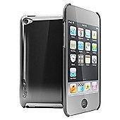 Cygnet Mercury reflective low-pro Case for iPod Touch 4 - Gunmetal Grey