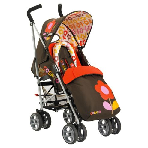 Cosatto Swift Lite Supa Pushchair, Dizzi Daisy
