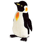 Melissa & Doug Penguin Giant Soft Toy
