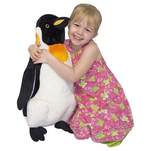 Melissa & Doug Penguin Giant Soft Toy