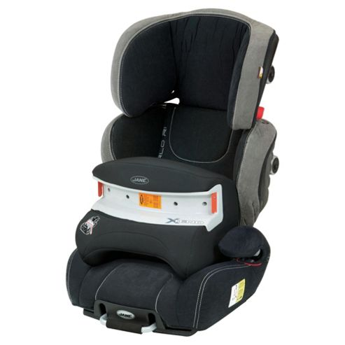 Jané Montecarlo R1 + Xtend Car Seat, Group 123, Paper Moon