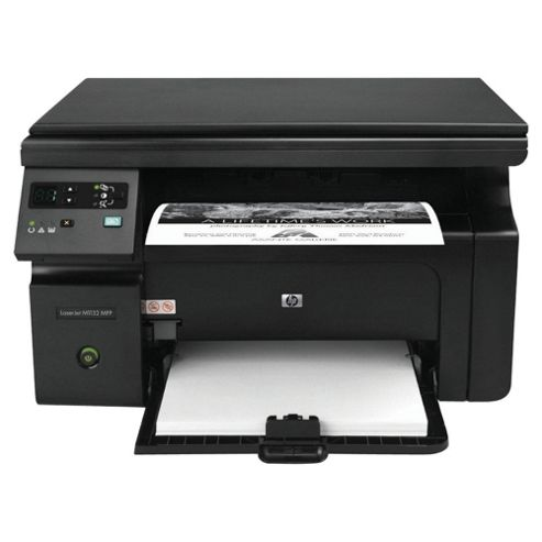 Hewlett-Packard M1132 LaserJet Pro Multifunction Printer