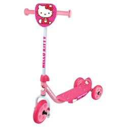 Hello Kitty 3-Wheel Tri Scooter