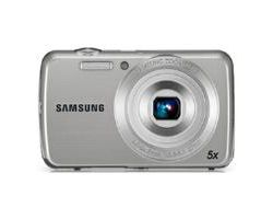 Samsung PL20 Digital Camera Silver