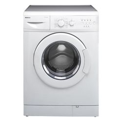 Beko WM5121W Washing Machine, 5kg Wash Load, 1200 RPM Spin, A+ Energy Rating. White