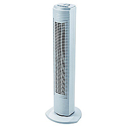 Buy Tesco TF11 Tower Fan White From Our Fans Range Tescocom