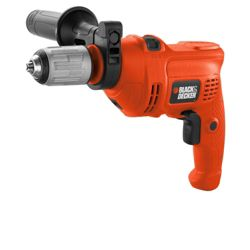 Black & Decker 500w Corded Drill Kit