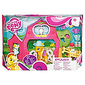 My Little Pony Applejacks Sweet Apple Barn