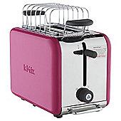 Kenwood TTM029 2 Slice Toaster - Magenta