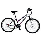 "Terrain Snowdon 26"" Ladies' Front Suspension Mountain Bike"