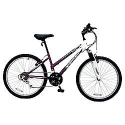 "Terrain Snowdon 26"" Ladies' Front Suspension Mountain Bike"