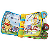 VTech Pooh's Adventure Book