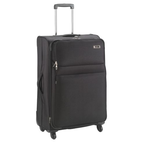 Antler Princeton 4-Wheel Suitcase, Black Large
