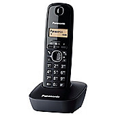 Panasonic KX-TG1611EH Cordless Phone - Black