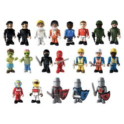 Character Building Figure Set