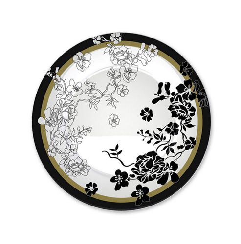 V&A Set of 4 Side Plates - Brocade