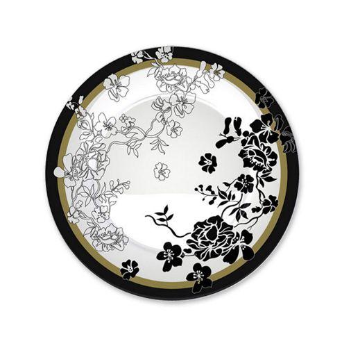 V&A Set of 4 Side Plates - Brocade