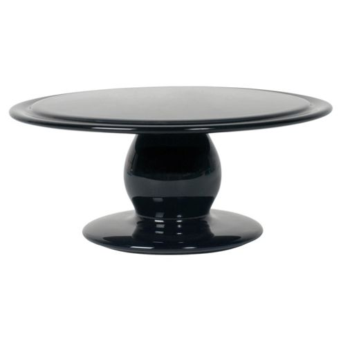 Nigella Lawson Living Kitchen Cake Stand, Black