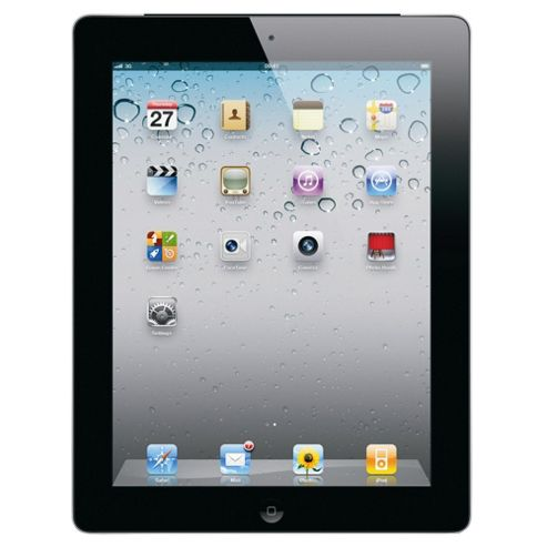 Apple iPad 2 32GB Wi-Fi Black Tablet