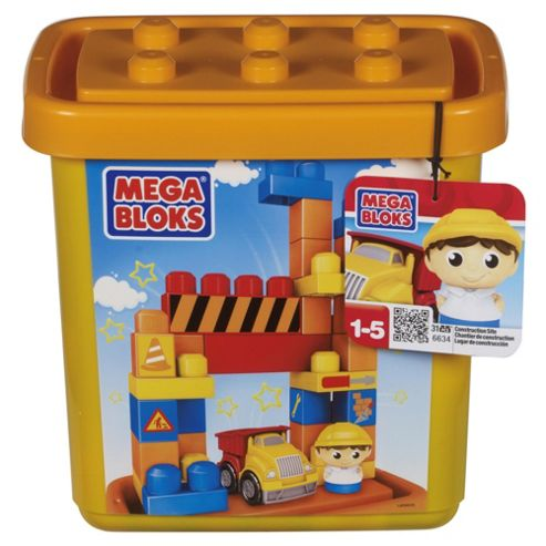 Mega Bloks First Builders Construction Site