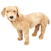 Melissa & Doug Yellow Lab Giant Soft Toy