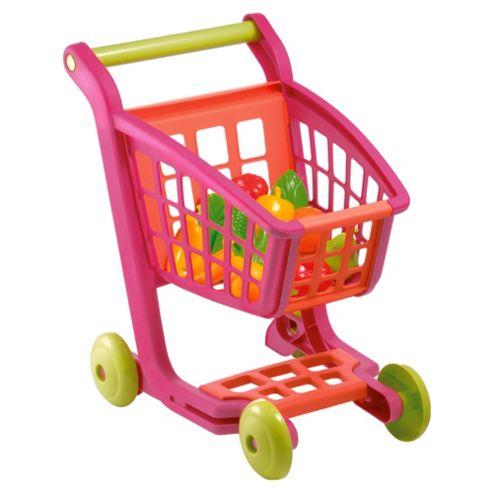 Ecoiffier Pretend Play Supermarket Trolley