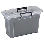 Tesco Suspension File Plastic Storage Box