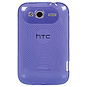 Orbyx Flexi Case HTC Wildfire Purple