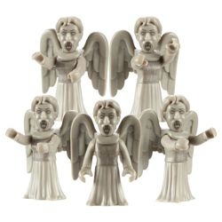 Character Building Doctor Who Weeping Angel Army Builder Pack