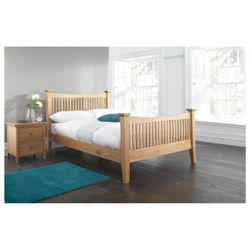 Hampstead King Bed Frame, Oak