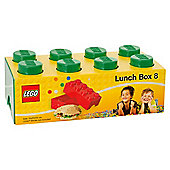 LEGO Storage Lunch Box 8 Green