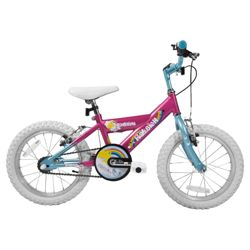 "Raleigh Sunshine Kids 16"" Kids' Bike - Girls"