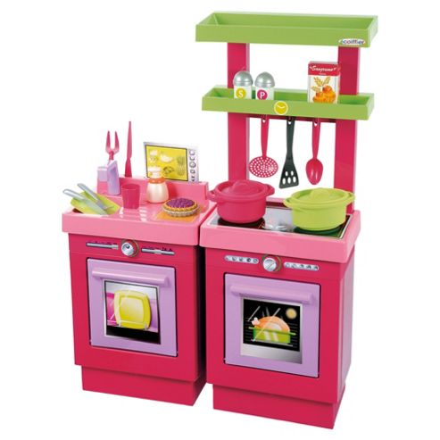 Ecoiffier Pretend Play Bubble Cook Modern Kitchen
